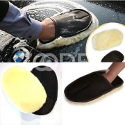 Car Auto Truck Soft Lambswool Washing Mitt Polishing Beautify Glove Practical