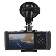 "2.7"" LCD 1080P HD Car Vehicle DVR Camera Video Recorder Dash Cam Mini Micro Camera Dashboard G-Sensor Dual Lens"