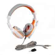 Game Gaming Headset 3.5mm Wired Stereo Headband Over-Ear PC Computer Headphone