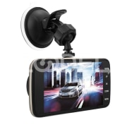 4'' H30 1080P Dual Lens Car Auto DVR CCTV Reversing Camera Video Dash Cam