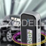 3.5mm In-car FM Transmitter Radio For IPhone Samsung MP3 Multifunction