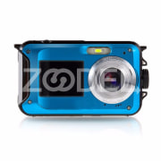 24MP Dual LCD Screen HD Compact Digital Camera 16x Zoom CMOS Mini Camcorder Mini Cameras Micro Camera