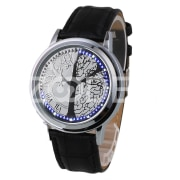 Romantic Life Tree Touch Dial Watch Brand Female Male Wristwatch For Lovers