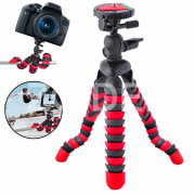 Universal Portable Flexible Octopus Tripod For DSLR Camera Smart Phone