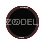Lens Filter Ultra Thin Black Optical Glass Dimmer Protector Gimbal Camera ND Lens