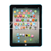 Tablet Toy Learning Machine Educational Touch Type Children Early Education English Computer Sound