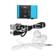 Music Player Digital MP3 Player Universal Stereo USB Sweatproof Support TF Card Waterproof Sport