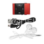 Digital MP3 Player Music Player Universal Stereo USB Sport Sweatproof Support TF Card Waterproof