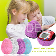 Tamagotchi Toys Tamagotchi Pets Funny Dinosaur Egg ABS Virtual Gift Electronic Pets Cyber Tumbler Box Halloween