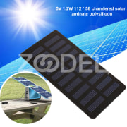 Photovoltaic Panels Solar Cells Portable 5V 112X58mm Battery Charger Charging Solar Panel Module DIY