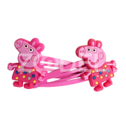 Hair Clip Hairpins Cartoon 2Pcs/Pair Plastic Children Headwear Clips Gifts