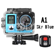 Aipal Action Camera High Performance Wide Angle Double Screen Photo Control Sports Camera Outdoors Video
