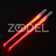 Luminous Chopsticks Glowing 8 Color Pair Accessories Kitchen Dinning Tools Party