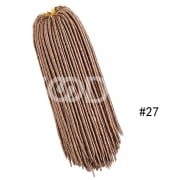 Synthetic Hair Fiber Hair Extension Fashion Braided Braid 18inch Girls Fake Hairpieces Styling Beauty