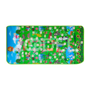 Children'S Game Mat Child Crawling Mat Colorful 0.9*1.8*0.5m EPE Play Puzzle Kid Toy Rug Kids Children Hobbies