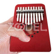 10 Key Kalimba African Thumb Piano Finger Percussion Keyboard Music Instruments Kids Toy Marimba Wood Karimba Child