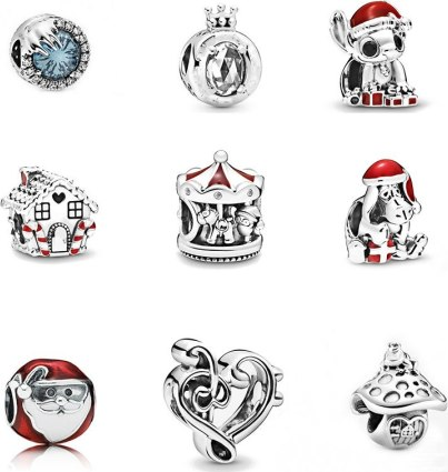 2020 New Christmas House Snowman Santa Charm Bead Fit Original Pandora Charms Silver 925 Bracelet For Women Diy Making Jewelry Buy On Zoodmall 2020 New Christmas House Snowman Santa Charm Bead Fit