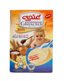 Baby Food Wheat With Taste Milk and Honey 300 gr Ghoncheh Parvar