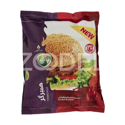 Pemina 30 Percent Hamburger 5 Pcs