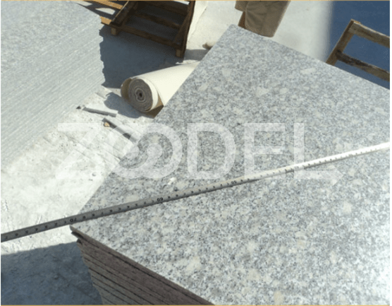 Hubei G602 Grey Granite Floor Tile For Sale