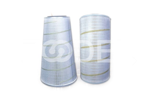 Cylindrical Conical Filters