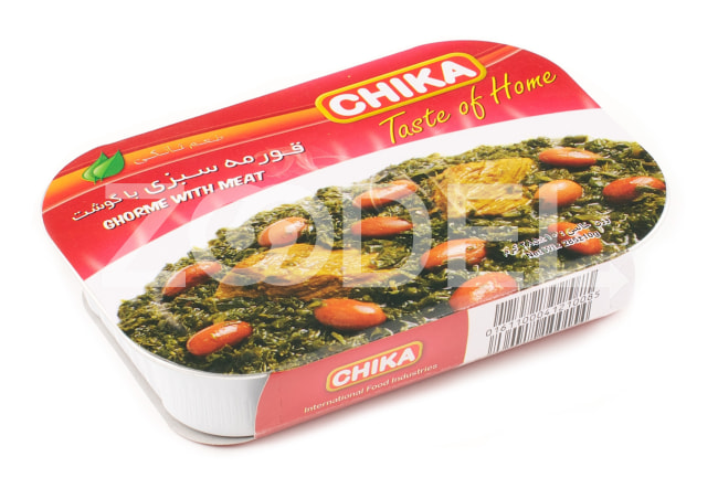 Ghorme With Meat 285 gr Chika