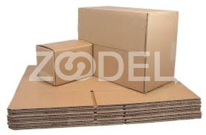 Cartons and Packing Boxes Arian Tejarat Pars