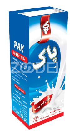 Full Fat Milk 200 ml