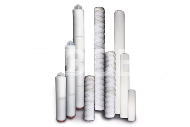 Industrial Water Purification Filters