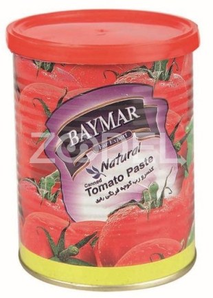 Canned Baimar Tomato Paste 800 gr