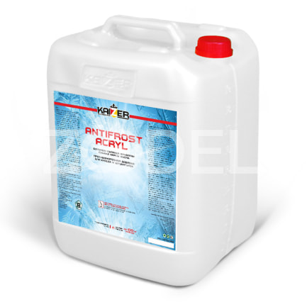 Antifreeze agent Antifrost Acryl for paints and plasters
