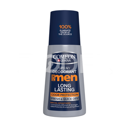 Deodorant Spray For Men 125 Ml Comeon