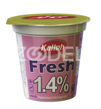 Low Fat Yoghurt 50 gr Kalleh