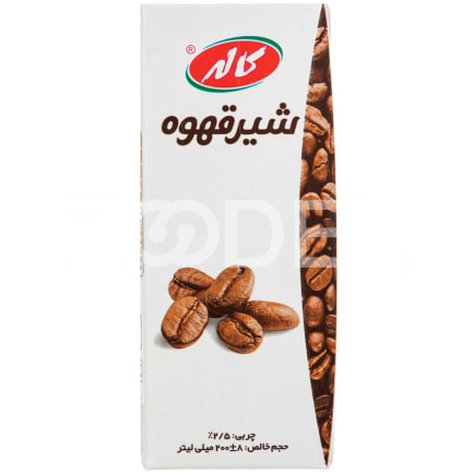 Coffee Milk 200 ml Kalleh