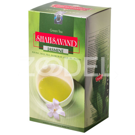 Green Tea with Jasmine 454 gr Shahsavand Zarrin