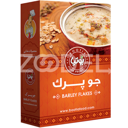 Rolled Oats 200 gr Bootia Brand