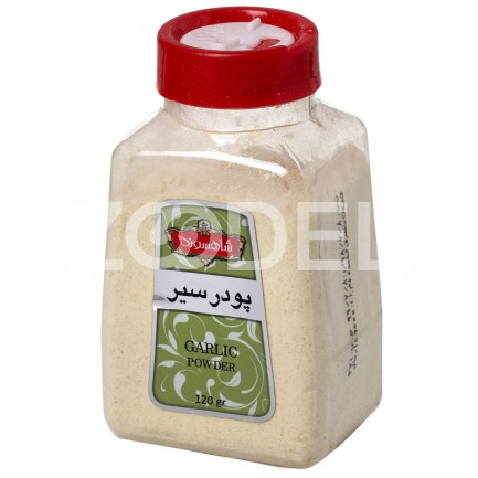 Garlic Powder 120 gr Shahsavand