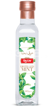 Distilled Mint 240 gr Somayeh