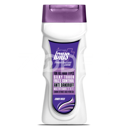Anti Dandruff Shampoo Containing ConditionerIplus Shampoo