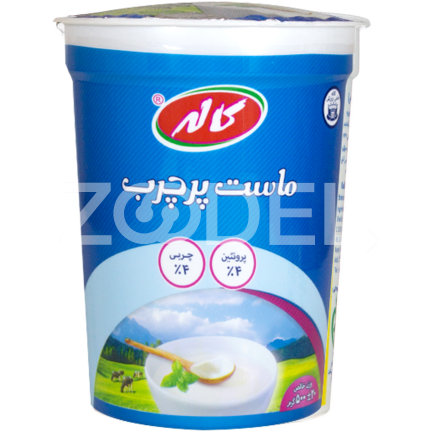 Yogurt Full Fat 500 gr Kalleh