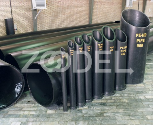 Polyethylene Pipe 500 mm