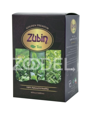 Black Tea 100 Natural 450 g Package Zubin Brand