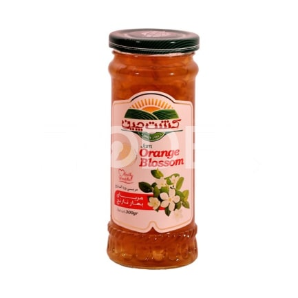 Orange Blossom Jam 300 gr Kesht Chin Food Industry