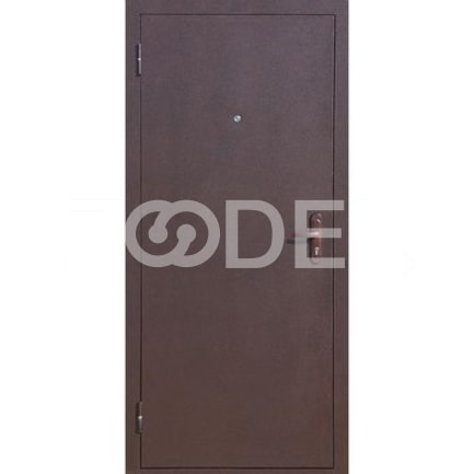 entrance doors steel fire prevention TOO TPK Altyn