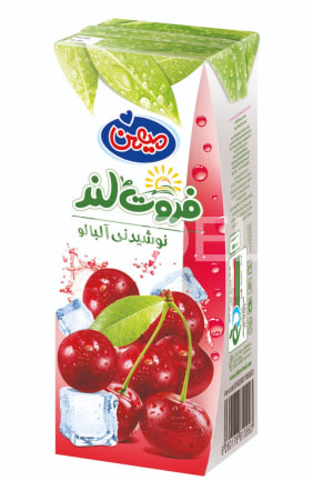 Sour Cherry Juice 200 cc Mihan