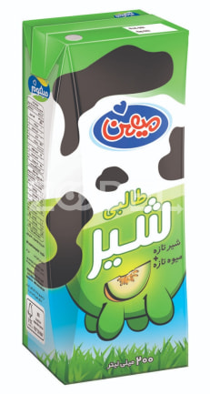 Melon Milk 200 cc Mihan