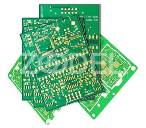 One sided and two sided printed circuit boards up to the 5th class of accuracy