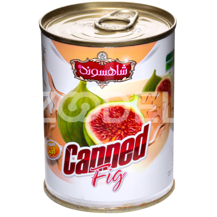 Canned Fig 380 gr Shahsavand