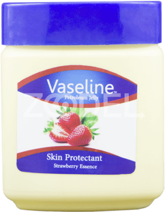 Vaseline Strawberry Protects and softens the skin Daru Darman Company