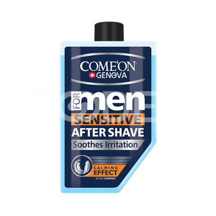 After Shave Gel Model Sensitive 260 Ml Comeon